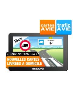 GPS portable 5' Autocar Service Premium