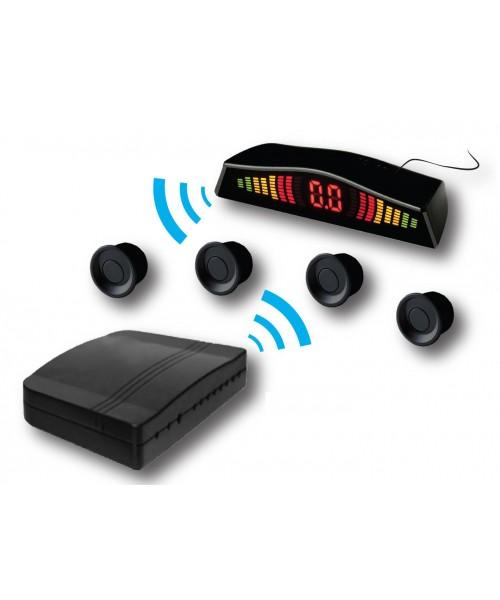 radar de recul arri re sans fil 24 v car bus transport recul. Black Bedroom Furniture Sets. Home Design Ideas