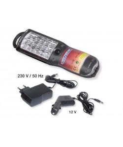 Lampe LED à accu Li-On 3.6 V KW