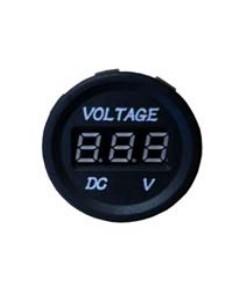 Indicateur Voltmètre à LED