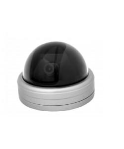 Caméra dôme blanche