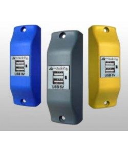 Chargeur USB double 5V