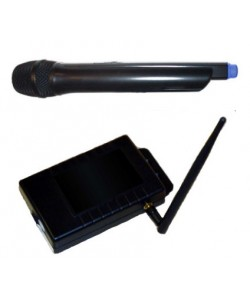 Micro sans fil 2,4 G hertz