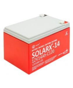 Batterie solaire 12V AGM XUNZEL