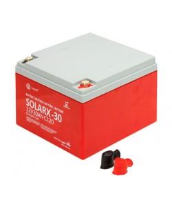 Batterie solaire 12V 30Ah AGM XUNZEL