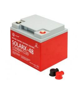 Batterie solaire 12V 48Ah AGM XUNZEL