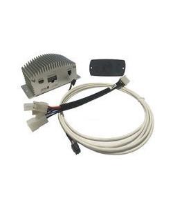 Amplificateur stéréo 24 V avec boitier
