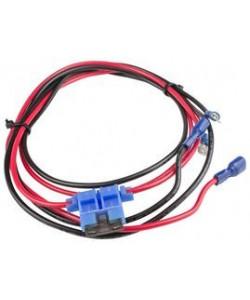 Câble standard 1.2m avec fusible en ligne 2A